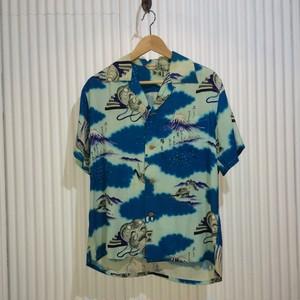 40's Japanese Aloha Shirt