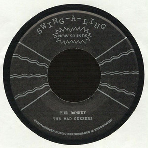 "【残りわずか/7""】The Mad Geezers - The Donkey"