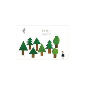 葉書箋【FOREST】