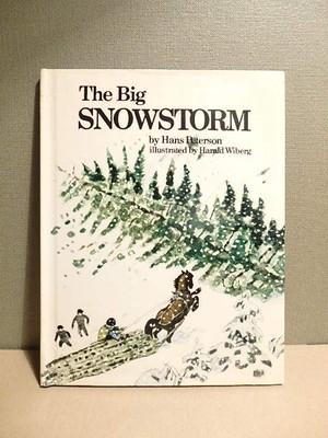 The Big SNOWSTORM / 文:Hans Peterson 絵:Harald Wiberg