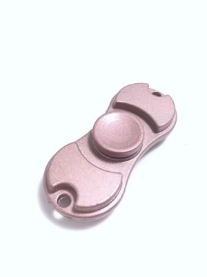 Fidget Metal Double Pink