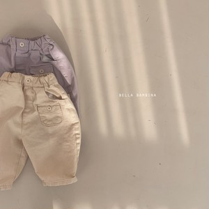 【新作予約】pocket pants