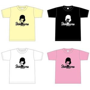 [Tシャツ] スタンドバイミー イラストTシャツ