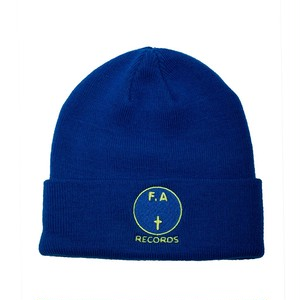 FUCKING AWESOME / FA Records Beanie / Royal
