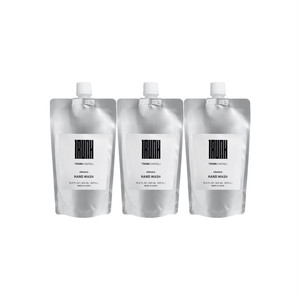 【SET】TRUNK Organic Hand Wash Refill ×3
