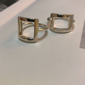ring rectangle SILVER925 #LJ18007R