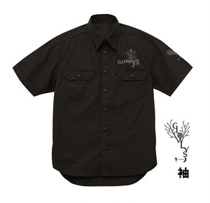 【ワークシャツ】YOUシンガーソングライター八周年&Glowly's設立二周年記念ワークシャツ