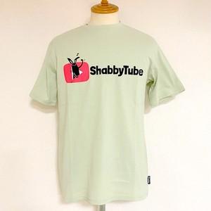 Shabby Tube T-shirts Light Green