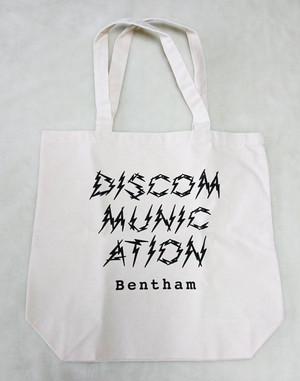 Bentham DISCOMMUNICATIONトートバッグ