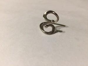 【8号】Vintage 925 ring