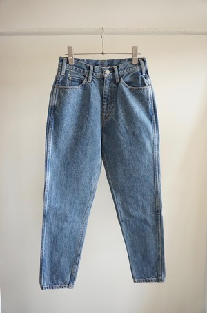 5POCKET DENIM PANTS ICE WASH