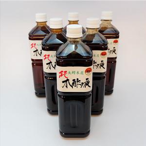 純大鰐木炭 木酢液6本セット