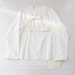 【HAUD】belt shirt