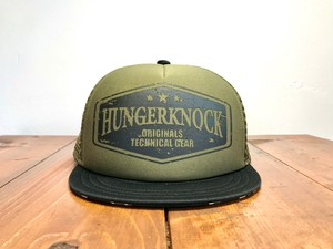 【Hunger Knock】 Tsubatancap Military Collection(Militarygreen)