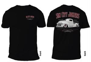 【NEW】SCJ Kustom '50 T-shirt