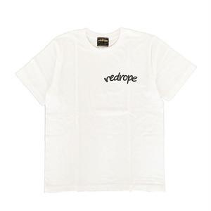【LOGO S/S TEE】white