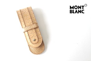 【Sold Out】モンブラン|MONTBLANC|ラヴィ・ド・ボエム|ペンポーチ|2本用