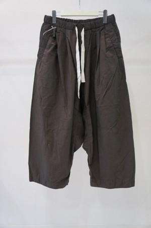 Work Baggy Pants -GRAY- / YOKO SAKAMOTO