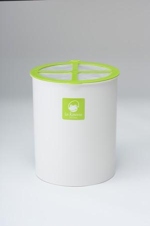 家庭用生ゴミ処理機「ル・カエル」SKS-110型(グリーン)