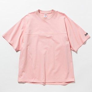 BIG SHOULDER TEE - PINK