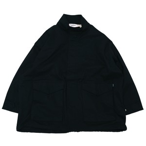 【NAVY】CHINO WIDE JACKET