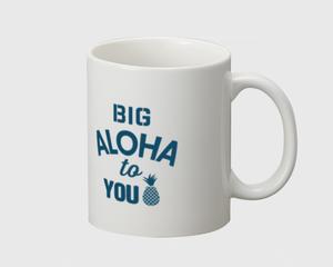 Big Aloha Mug マグカップ
