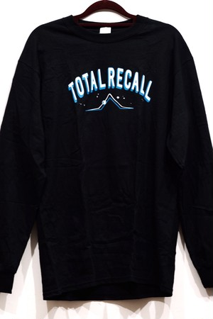 "CHEAPTIMES ""TOTAL RECALL"" Long Sleeve T"