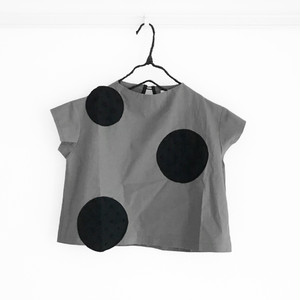 UNEVEN DOTS PULLOVER