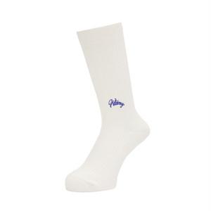 WHIMSY - EMJAY SOCKS (White)
