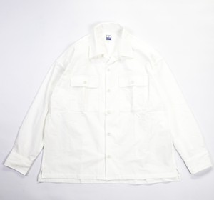 Short pants every day LOOSE SHIRTS L/S