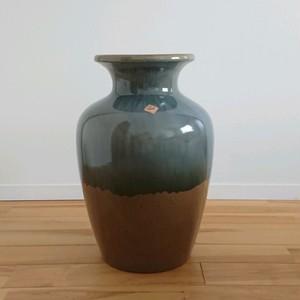 70's 西ドイツ scheurich keramik vase 壺 Φ260×H420mm