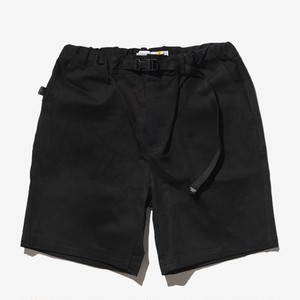 BELLWOODMADE Awesome Shorts Standard Chinos -Black