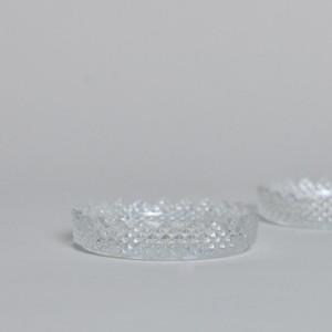 Coaster / コースター〈 ガラス / 店舗什器 / 食器 〉