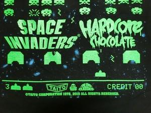 スペースインベーダー(1978エメラルド)/ ハードコアチョコレート