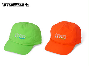 INTERBREED|NIGHT RUNNER CRINKLE CAP