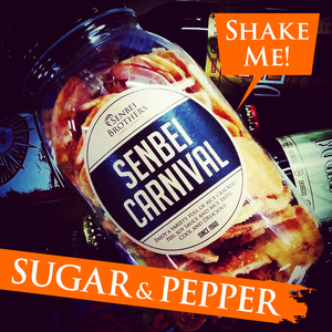 SUGAR & PEPPER by senbei carnival