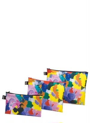 LOQI  Museum Zip Pockets - ERNST WILHELM NAY