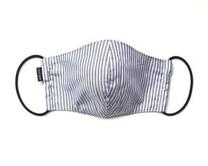 【新作仕事にも使える 海外高級シャツ地 吸水速乾COOLMAX使用 日本製】ストライプ柄 bs1