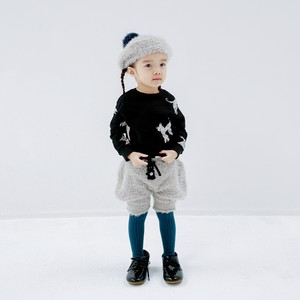 folk made baby bloomer  gray S  F20AW-024※メール便可