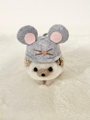 小動物用お帽子 ねずみキャップ