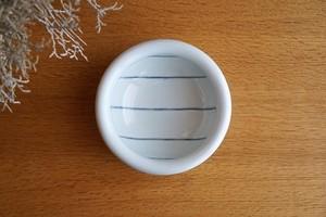 砥部焼/4寸玉縁鉢/ヨコセン/梅乃瀬窯