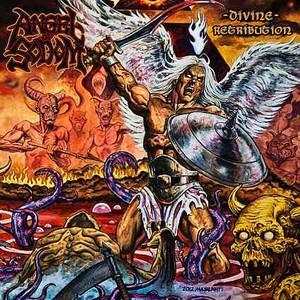 "ANGEL OF SODOM ""Divine Retribution"" (輸入盤)"