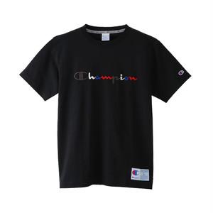 Champion(チャンピオン) アクションスタイル Tシャツ C3-H371 ブラック
