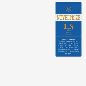 【ラスト1/CD】DJ FUJI - Novel Prize 1.5