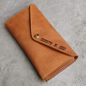 Large Wallet  - TAN -