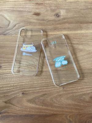 クリアiPhoneケース(MK-094)