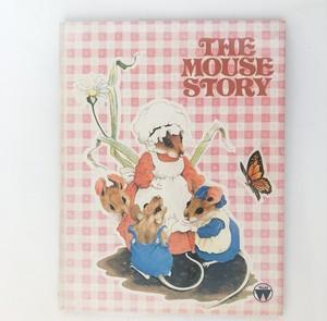 絵本 ネズミの物語 Minnikin, Midgie and Moppet: A Mouse Story