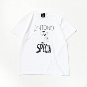 ANTONIO SPECIAL LOGO 2019 WHITE