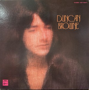 【LP】DUNCAN BROWNE/Same