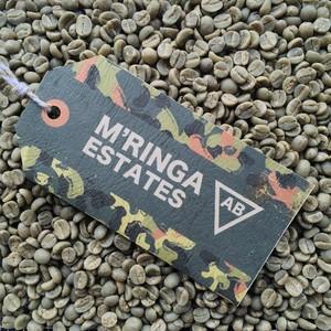 タンザニア:ムリンガ農園【焙煎豆】